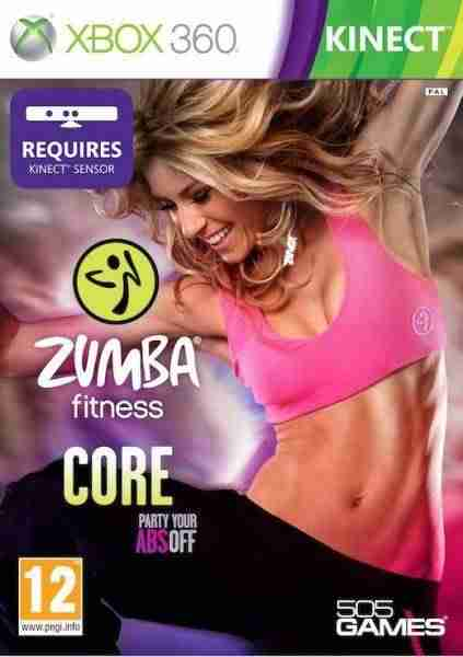 Descargar Zumba Fitness Core [MULTI][PAL][XDG3][SWAG] por Torrent